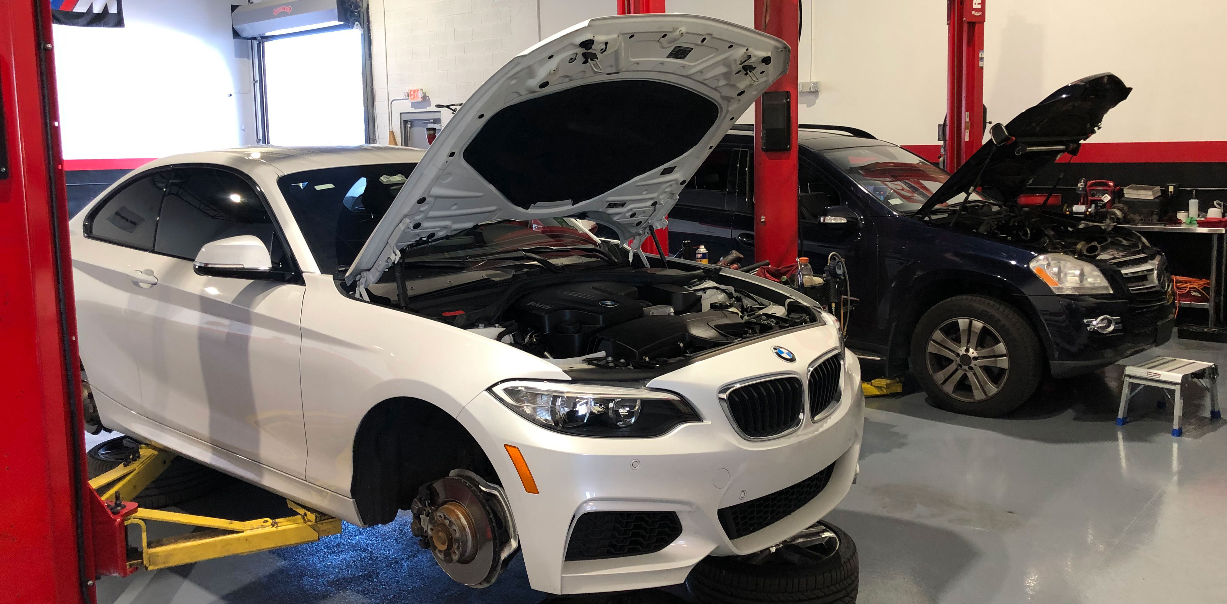 BMW Repair in Orlando, FL